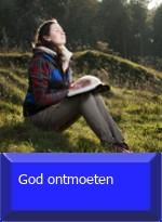 God ontmoeten